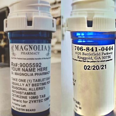 Magnolia Pharmacy SCV Ad